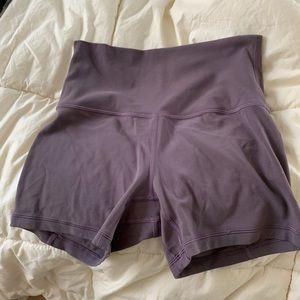 "Align Shorts size 6, 4"" inseam"